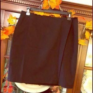 United Colors of Benetton Black Pencil Skirt